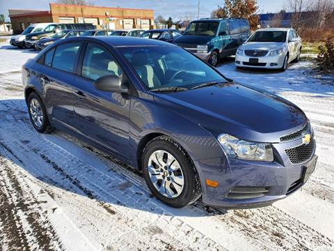 2013 Chevrolet Cruze for sale in Plover, WI