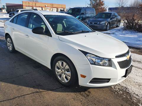 2012 Chevrolet Cruze for sale in Plover, WI