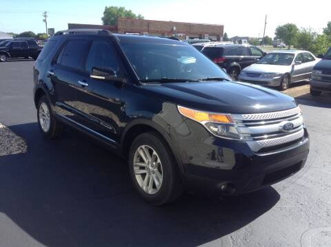 2015 Ford Explorer for sale at Bruns & Sons Auto in Plover WI