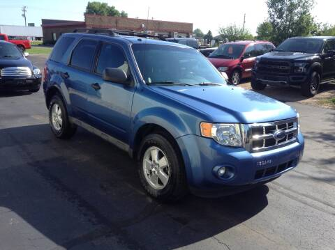 2009 Ford Escape for sale at Bruns & Sons Auto in Plover WI