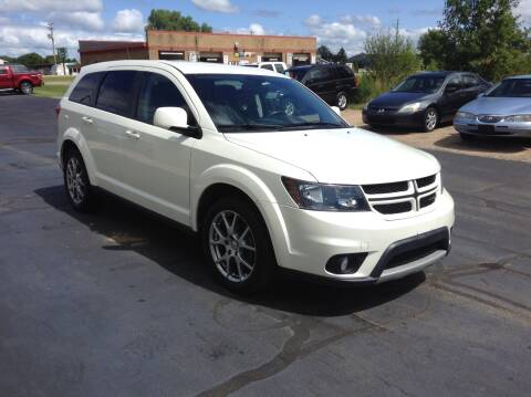2015 Dodge Journey for sale at Bruns & Sons Auto in Plover WI