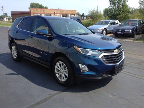 2019 Chevrolet Equinox for sale at Bruns & Sons Auto in Plover WI