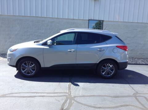 2014 Hyundai Tucson for sale at Bruns & Sons Auto in Plover WI