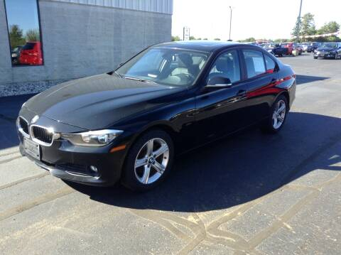 2014 BMW 3 Series for sale at Bruns & Sons Auto in Plover WI