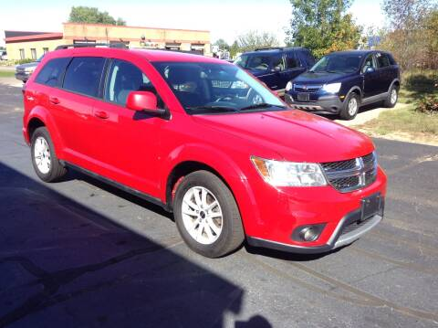 2013 Dodge Journey for sale at Bruns & Sons Auto in Plover WI