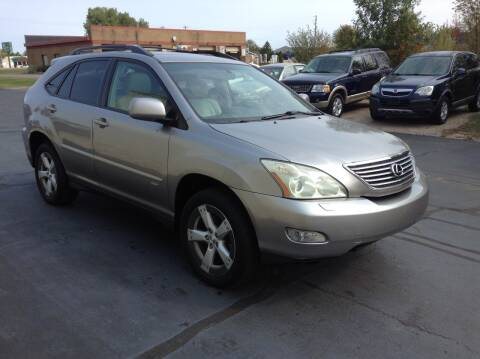 2005 Lexus RX 330 for sale at Bruns & Sons Auto in Plover WI