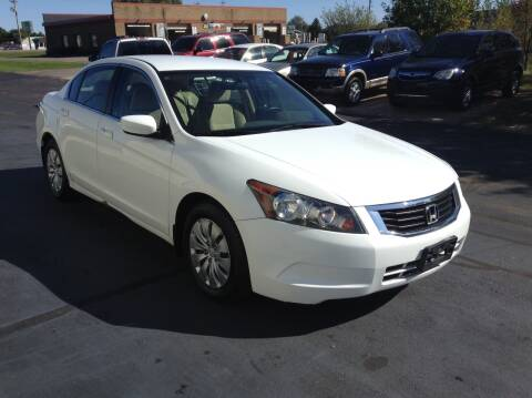 2010 Honda Accord for sale at Bruns & Sons Auto in Plover WI