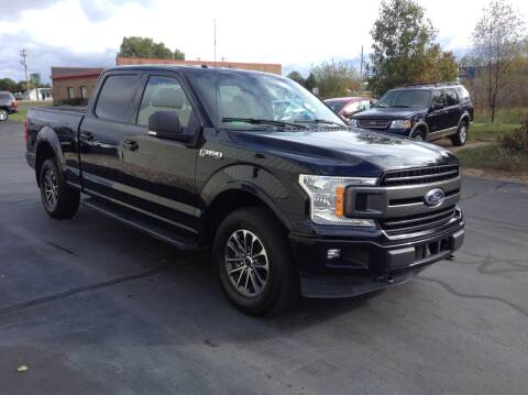 2018 Ford F-150 for sale at Bruns & Sons Auto in Plover WI