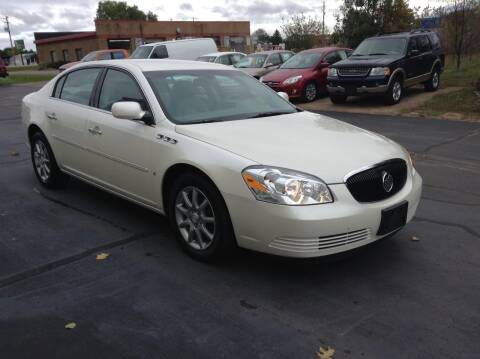 2008 Buick Lucerne for sale at Bruns & Sons Auto in Plover WI