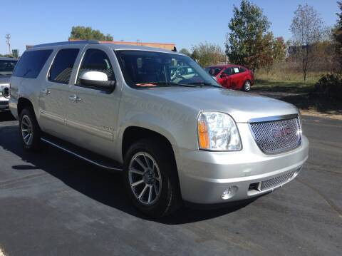 2011 GMC Yukon XL for sale at Bruns & Sons Auto in Plover WI