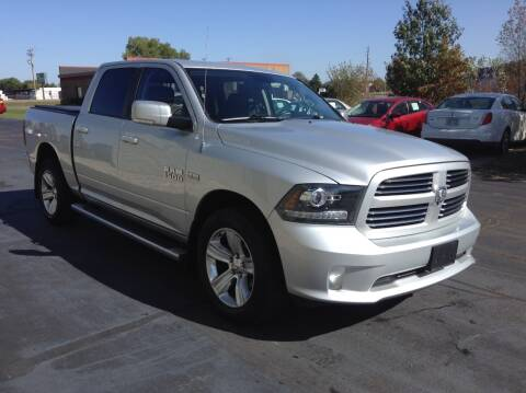 2013 RAM Ram Pickup 1500 for sale at Bruns & Sons Auto in Plover WI