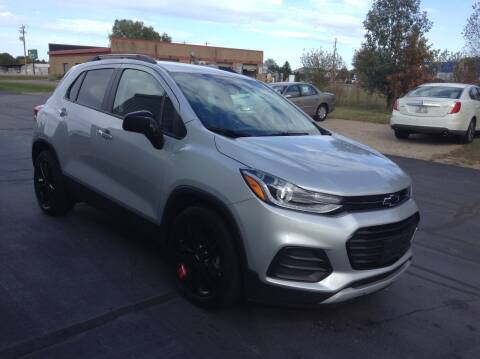 2019 Chevrolet Trax for sale at Bruns & Sons Auto in Plover WI