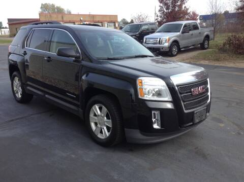 2011 GMC Terrain for sale at Bruns & Sons Auto in Plover WI