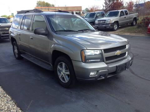 2006 Chevrolet TrailBlazer EXT for sale at Bruns & Sons Auto in Plover WI