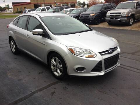 2014 Ford Focus for sale at Bruns & Sons Auto in Plover WI