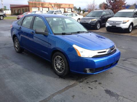2010 Ford Focus for sale at Bruns & Sons Auto in Plover WI