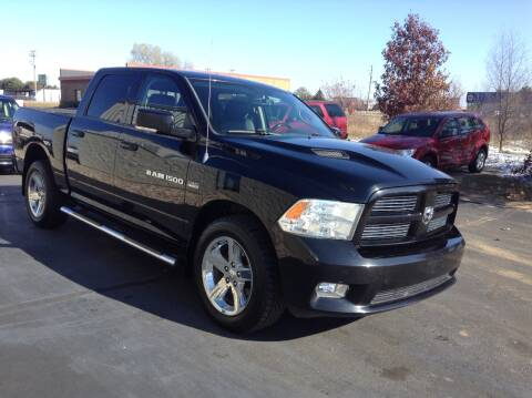 2012 RAM Ram Pickup 1500 for sale at Bruns & Sons Auto in Plover WI