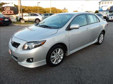 2010 Toyota Corolla for sale in Virginia Beach, VA