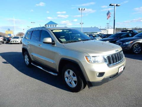 2012 Jeep Grand Cherokee for sale in Virginia Beach, VA