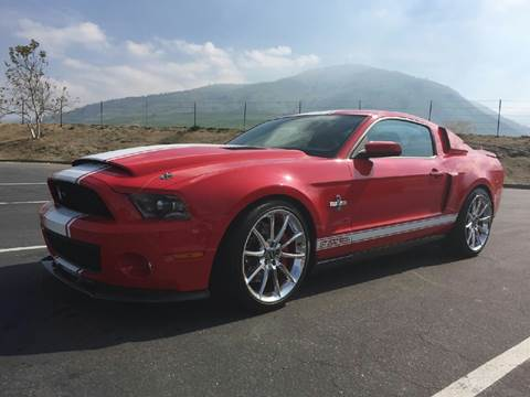2012 Ford Shelby GT500 for sale in Souderton, PA