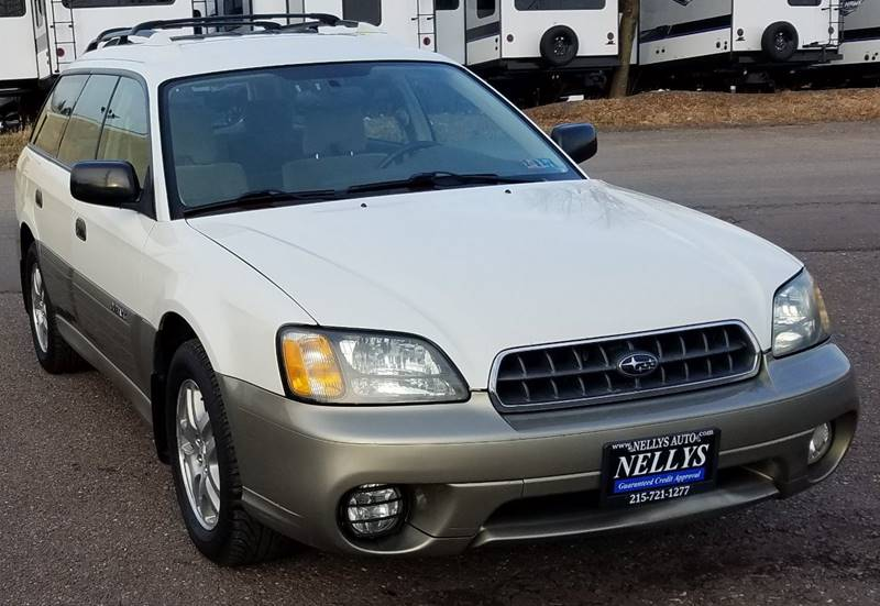 2004 subaru outback in souderton pa nellys auto sales for Subaru motors finance address