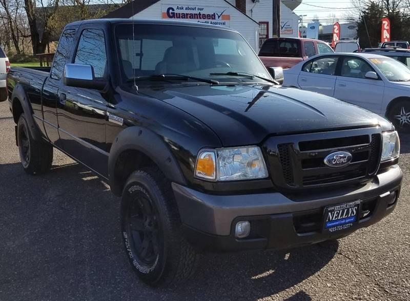2006 ford ranger fx4 level ii in souderton pa nellys auto sales. Black Bedroom Furniture Sets. Home Design Ideas