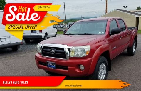 2006 Toyota Tacoma for sale at NELLYS AUTO SALES in Souderton PA