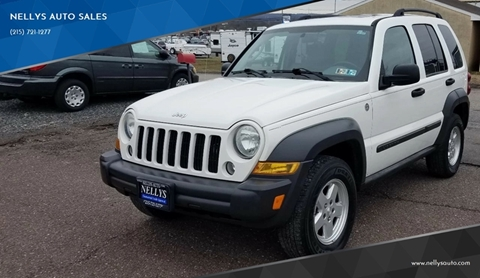 2007 Jeep Liberty for sale in Souderton, PA