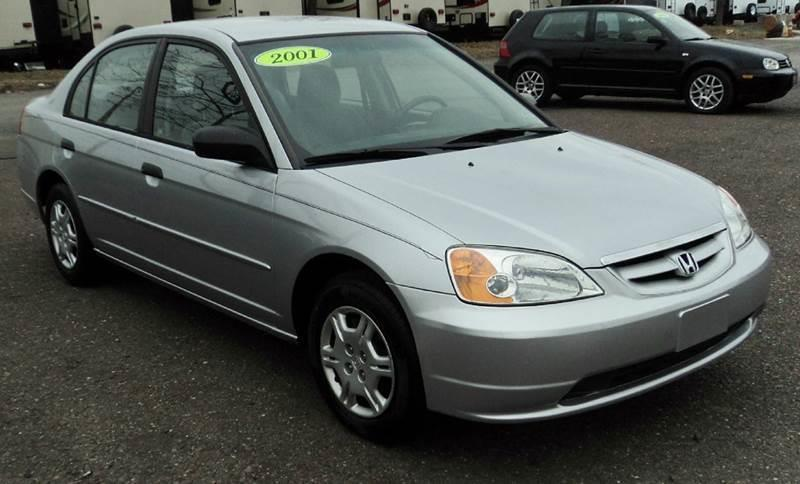 2001 Honda Civic LX In Souderton PA - NELLYS AUTO SALES