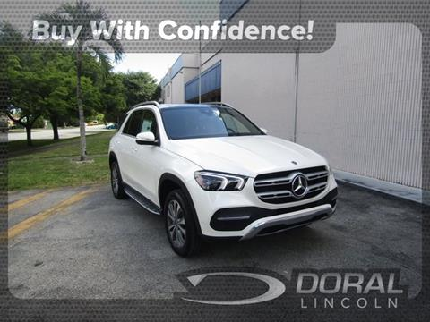 2020 Mercedes-Benz GLE for sale in Doral, FL