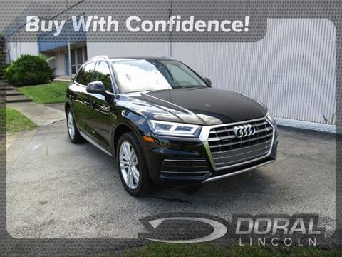 2018 Audi Q5 for sale in Doral, FL