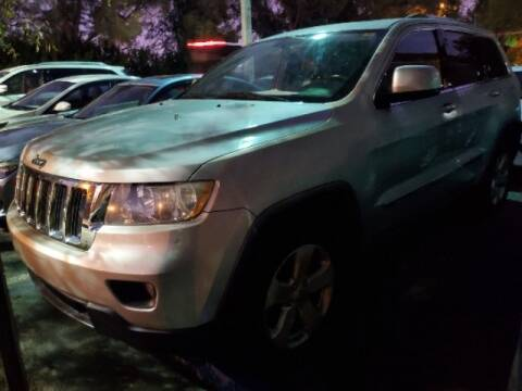 2012 Jeep Grand Cherokee for sale in Doral, FL