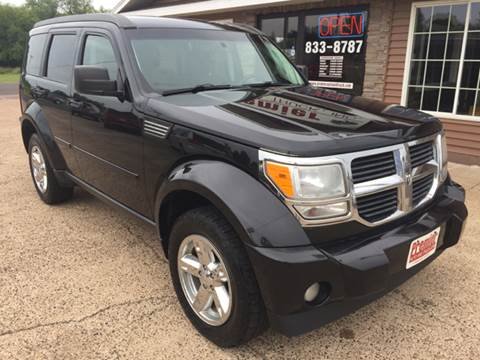 2008 Dodge Nitro for sale at Premier Auto & Truck in Chippewa Falls WI