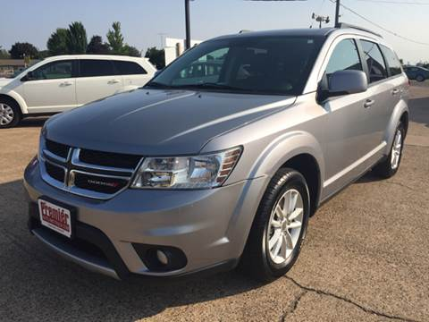 2016 Dodge Journey for sale at Premier Auto & Truck in Chippewa Falls WI