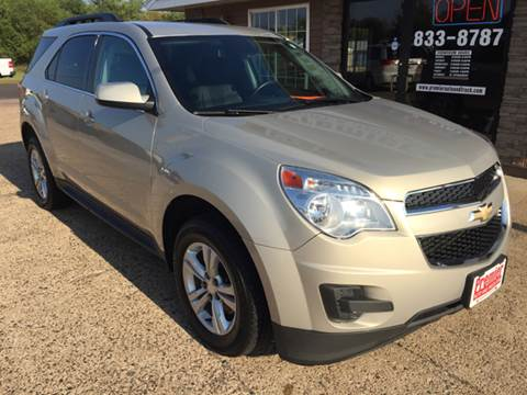 2012 Chevrolet Equinox for sale at Premier Auto & Truck in Chippewa Falls WI