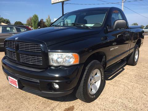 2003 Dodge Ram Pickup 1500 for sale at Premier Auto & Truck in Chippewa Falls WI
