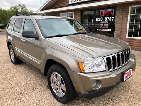 2006 Jeep Grand Cherokee for sale at Premier Auto & Truck in Chippewa Falls WI