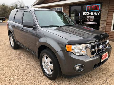 2012 Ford Escape for sale at Premier Auto & Truck in Chippewa Falls WI