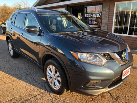 2015 Nissan Rogue for sale at Premier Auto & Truck in Chippewa Falls WI