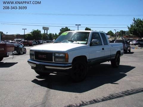 1993 GMC Sierra 1500 for sale in Boise, ID