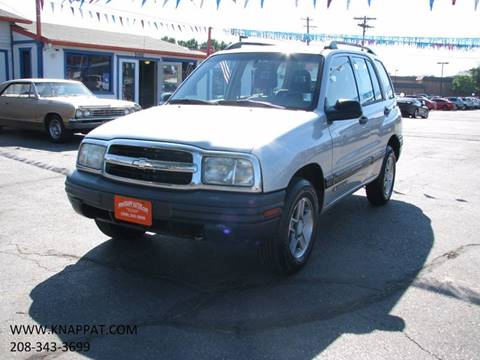 2003 Chevrolet Tracker for sale in Boise, ID