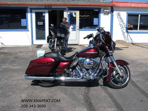 2014 HARLEY - DAVIDSON STREET GLIDE SPECIAL for sale in Boise, ID