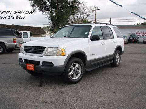 2002 Ford Explorer for sale in Boise, ID