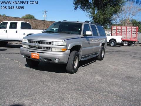 2005 Chevrolet Suburban for sale in Boise, ID
