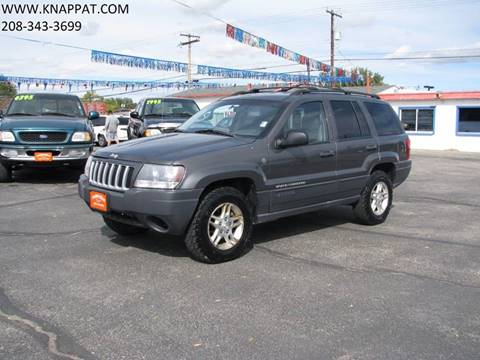 2004 Jeep Grand Cherokee for sale in Boise, ID