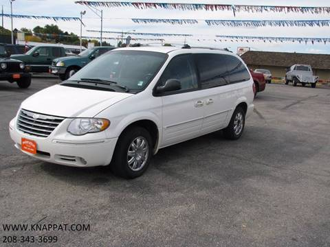 2005 Chrysler Town and Country for sale in Boise, ID