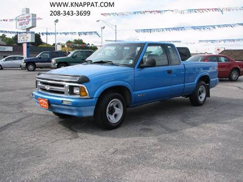 1994 Chevrolet S-10 for sale in Boise, ID