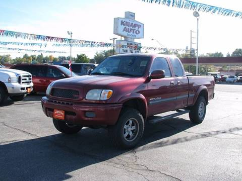 2002 Toyota Tundra for sale in Boise, ID