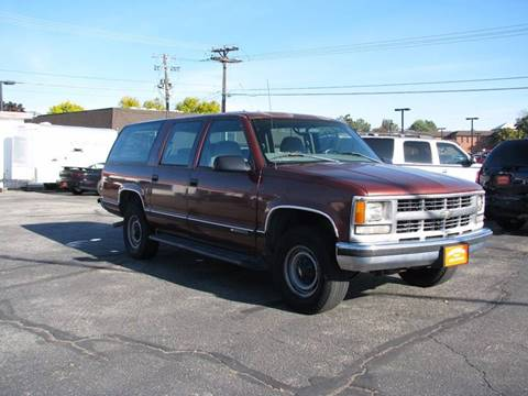 1998 Chevrolet Suburban for sale in Boise, ID