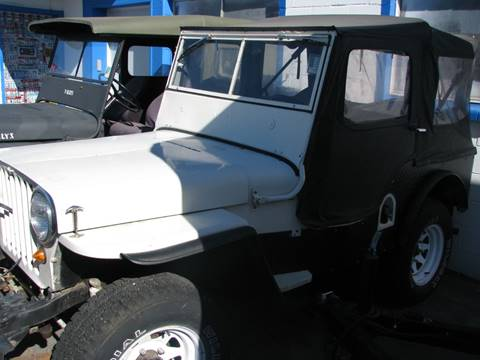 1947 Willys Jeep for sale in Boise, ID